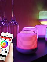Недорогие -Brelong Smart Bluetooth приложение спальня зондирования атмосфера свет ночной свет batter1 ПК