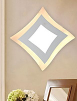 Недорогие -Cool Современный современный Настенные светильники Спальня Акрил настенный светильник 220-240Вольт