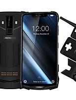 """Недорогие -DOOGEE S90 Super 6.18 дюймовый """" 4G смартфоны / Сотовый телефон ( 6GB + 128Гб 8 mp / 16 mp MediaTek MT6771 5050 mAh mAh )"""