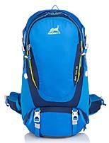 Недорогие -AMEISEYE® 38 L Рюкзаки - Легкость С защитой от ветра Пригодно для носки На открытом воздухе Пешеходный туризм Походы Велоспорт Нейлон Пурпурный Зеленый Синий
