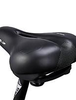 Недорогие -Wheel up Седло для велосипеда Дышащий Комфорт Подушка Кожа PU силикагель Велоспорт Шоссейный велосипед Горный велосипед Белый