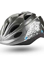 Недорогие -BAT FOX Для подростков Мотоциклетный шлем BMX Шлем 15 Вентиляционные клапаны Формованный с цельной оболочкой ESP+PC Виды спорта На открытом воздухе Велосипедный спорт / Велоспорт Мотоцикл - Серый