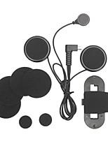 Недорогие -4.2 Гарнитуры для шлемов Висячий стиль уха Bluetooth / Динамик / Многоязычный домофон Мотоцикл