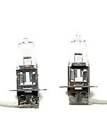 Недорогие -Тирол h3 12 В 55 Вт автомобиля галогенные фары противотуманные фары 3000 К 5000 К замена источника света