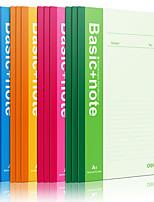 Недорогие -12 пак deli 7650 Perfect Bond Notebook 30 простыни A5