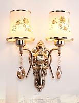 Недорогие -Cool Современный современный Настенные светильники В помещении Металл настенный светильник 220-240Вольт