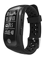 Недорогие -S908 Умный браслет Android iOS Bluetooth GPS Smart Спорт Водонепроницаемый Секундомер Педометр Напоминание о звонке Датчик для отслеживания активности Датчик для отслеживания сна