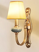 Недорогие -Новый дизайн Традиционный / классический Настенные светильники Спальня / В помещении Металл настенный светильник 220-240Вольт 40 W