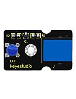 Недорогие -Keyestudio легко подключить синий пиранья светодиодный модуль для Arduino