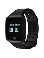 Недорогие -Z66 Умный браслет Android iOS Bluetooth Smart Спорт Водонепроницаемый Пульсомер Секундомер Педометр Напоминание о звонке Датчик для отслеживания активности Датчик для отслеживания сна