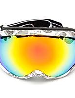 Недорогие -унисекс анти-туман Revo с двумя объективами зимние гонки на открытом воздухе сноуборд лыжные очки солнцезащитные очки crg98-11.