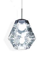Недорогие -ZHISHU геометрический / Оригинальные Подвесные лампы Потолочный светильник Окрашенные отделки Металл Творчество, Новый дизайн 110-120Вольт / 220-240Вольт