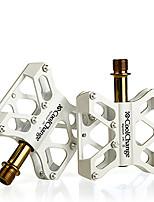 Недорогие -CoolChange Горный велосипед педали Плоские педали и платформы Противозаносный Прочный Простота установки 3 Подшипники Aluminum Alloy для Велоспорт