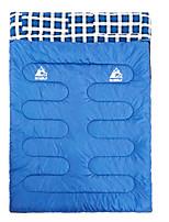 Недорогие -Hewolf Спальный мешок на открытом воздухе Кубический 10 °C Пористый хлопок Компактность Легкость С защитой от ветра Дожденепроницаемый Воздухопроницаемость Толстые для