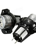 Недорогие -2pcs Автомобиль Лампы 12 W 720 lm 2 Светодиодная лампа Налобный фонарь Назначение BMW 328I / 330i / 325i Все года