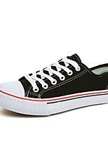 Недорогие -Муж. Комфортная обувь Полотно Весна Кеды Красный / Зеленый / Синий