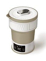 Недорогие -Нержавеющая сталь / железо силикагель Наборы посуды Портативные Складной Легко для того чтобы снести Кухонная утварь Инструменты Повседневное использование 1 комплект
