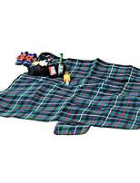 Недорогие -Пикник Одеяло На открытом воздухе Походы Легкость Дожденепроницаемый Влагонепроницаемый ПВХ / винил Покрытие микрофибры Губка Рыбалка Пляж Походы / туризм / спелеология для 3-4 человека
