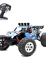 Недорогие -Машинка на радиоуправлении Keliwow KW-11 10.2 CM 2.4G На дороге / Автомобиль (дорожный) / Багги (внедорожник) 1:12 Коллекторный электромотор 30 km/h Беспроводной / Молодежный
