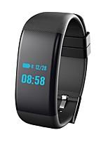 Недорогие -DF30 Умный браслет Android iOS Bluetooth Smart Спорт Водонепроницаемый Пульсомер Секундомер Педометр Напоминание о звонке Датчик для отслеживания активности Датчик для отслеживания сна