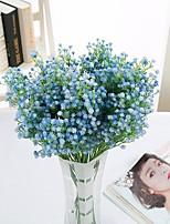 Недорогие -Искусственные Цветы 10 Филиал Классический Стиль Современный современный Перекати-поле Букеты на стол