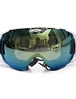 Недорогие -Универсальные Очки для мотоциклов Спорт С защитой от ветра / Дышащий / Защита от пыли Нейлоновое волокно / ABS + PC