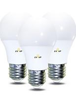 Недорогие -EXUP® 3шт 7 W 680 lm B22 / E26 / E27 Круглые LED лампы 14 Светодиодные бусины SMD 2835 Тёплый белый / Холодный белый 220-240 V / 110-130 V