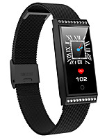 Недорогие -BoZhuo X11 Умный браслет Android iOS Bluetooth Водонепроницаемый Пульсомер Измерение кровяного давления Израсходовано калорий