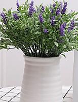 Недорогие -Искусственные Цветы 1 Филиал Классический Современный современный Светло-голубой Букеты на стол
