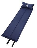 Недорогие -AOTU Самонадувающийся спальный коврик Надувной матрас Походные подушки На открытом воздухе Все сезоны Компактность Влагонепроницаемый Ультралегкий (UL) 185*55*2.5 cm Вспенивающийся полиэтилен