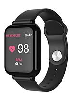 Недорогие -B57 Умный браслет Android iOS Bluetooth Smart Спорт Водонепроницаемый Пульсомер Секундомер Педометр Напоминание о звонке Датчик для отслеживания активности Датчик для отслеживания сна