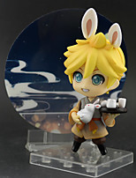 Недорогие -Аниме Фигурки Вдохновлен Косплей Kagamine Len ПВХ 10 cm См Модель игрушки игрушки куклы