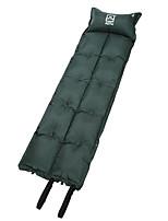 Недорогие -AOTU Самонадувающийся спальный коврик Надувной матрас На открытом воздухе Все сезоны Компактность Влагонепроницаемый Ультралегкий (UL) 185*55*2.5 cm ПВХ / винил / Отдых и Туризм