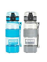 Недорогие -UZSPACE® 0.33 L PP / ПК / Пищевые материалы чайник / Бутылки для воды Портативные, Cool для Путешествия / Катание вне трассы / На открытом воздухе
