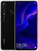 "Недорогие -Huawei nova 4 20MP 6.4 дюймовый "" 4G смартфоны ( 8GB + 128Гб 2 mp / 16 mp / 20 mp Hisilicon Kirin 970 3750 mAh mAh )"