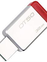 Недорогие -Kingston 32 Гб флешка диск USB USB 3.1 Металл Необычные Без шапочки-основы