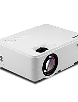 Недорогие -shinco PD-813 ЖК экран Бизнес-проектор / Проектор для домашних кинотеатров / Мини-проектор Светодиодная лампа Проектор 3000 lm Поддержка 1080P (1920x1080) 40-120 дюймовый Экран / ±15°