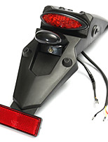 Недорогие -Мотоцикл Лампы 1.5 W Светодиодная лампа Тормозные огни Назначение Мотоциклы Все года