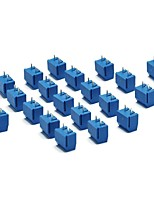 Недорогие -2-контактный винтовой разъем клеммного блока с шагом 5 мм для Arduino (упаковка по 20 шт.)