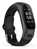 Недорогие -v08s Умный браслет Android iOS Bluetooth Smart Спорт Водонепроницаемый Пульсомер ЭКГ + PPG Секундомер Педометр Напоминание о звонке Датчик для отслеживания активности