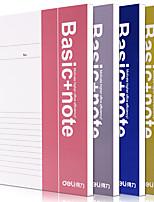 Недорогие -4 пак deli 7986-4 Perfect Bond Notebook 98 простыни A5
