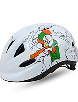 Недорогие -BAT FOX Для подростков Мотоциклетный шлем / BMX Шлем 10 Вентиляционные клапаны Формованный с цельной оболочкой ESP+PC Виды спорта На открытом воздухе / Велосипедный спорт / Велоспорт / Мотоцикл -