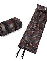 Недорогие -AOTU Самонадувающийся спальный коврик Надувной матрас На открытом воздухе Все сезоны Компактность Влагонепроницаемый Ультралегкий (UL) 185*55*2.5 cm Терилен / Отдых и Туризм