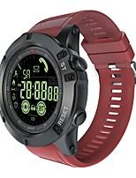 Недорогие -JSBP EX17S Смарт Часы Android iOS Bluetooth Smart Спорт Водонепроницаемый Израсходовано калорий Таймер Секундомер Педометр Напоминание о звонке Датчик для отслеживания сна