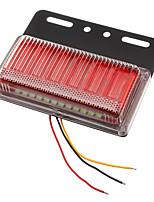 Недорогие -габаритные огни 6d 108led бокового габаритного фонаря переднего бампера для автобуса прицепа