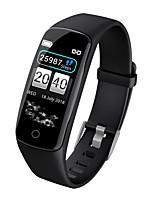 Недорогие -KUPENG V8 Умный браслет Android iOS Bluetooth Smart Водонепроницаемый Пульсомер Измерение кровяного давления