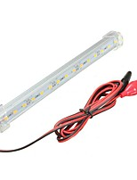 Недорогие -1 шт. Проводное подключение Автомобиль Лампы SMD 5630 15 Светодиодная лампа Внутреннее освещение Назначение Все года