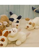 Недорогие -Собаки Плюшевый медведь Мягкие и плюшевые игрушки Животные Очаровательный Хлопок / полиэфир Все Игрушки Подарок 1 pcs