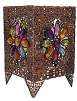Недорогие -Современный современный Декоративная Настольная лампа Назначение кафе Металл 220 Вольт