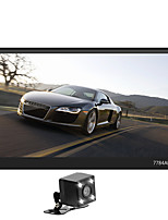 Недорогие -SWM 7784AD+4LED camera 7 дюймовый 2 Din Android 8.1 Автомобильный мультимедийный проигрыватель / Автомобильный MP5-плеер / Автомобильный MP4-плеер Сенсорный экран / MP3 / Встроенный Bluetooth для